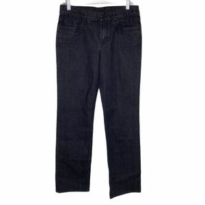 Loro Piana Dark Gray Straight Leg Jeans